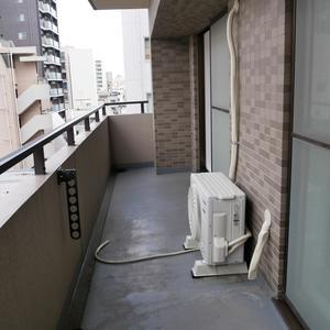 ダイアパレス元浅草ブライトスクエア(7階,4580万円)のバルコニー