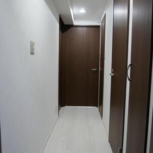 ダイアパレス元浅草ブライトスクエア(4階,4680万円)のお部屋の廊下