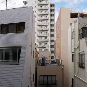 ダイアパレス元浅草ブライトスクエア(4階,4680万円)のお部屋からの眺望