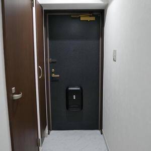 ダイアパレス元浅草ブライトスクエア(4階,4680万円)のお部屋の玄関