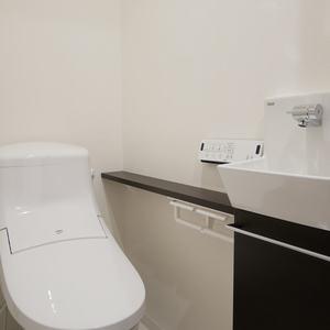 ダイアパレス元浅草ブライトスクエア(4階,4680万円)のトイレ