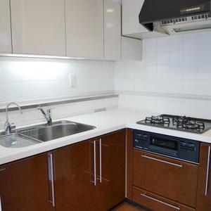 ファミール浅草シティウエスト(4階,3280万円)のキッチン