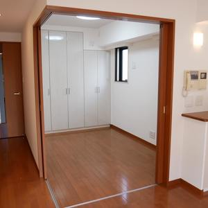 ファミール浅草シティウエスト(4階,3280万円)の洋室