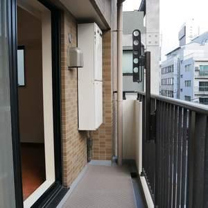 ファミール浅草シティウエスト(4階,3280万円)のバルコニー