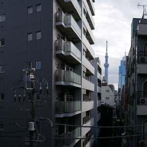 ファミール浅草シティウエスト(4階,3280万円)のお部屋からの眺望