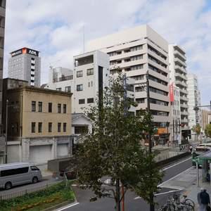 ダイナシティ雷門(2階,3180万円)のお部屋からの眺望