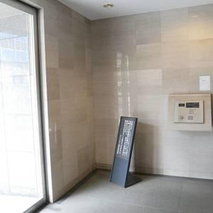 ダイナシティ雷門のマンションの入口・エントランス