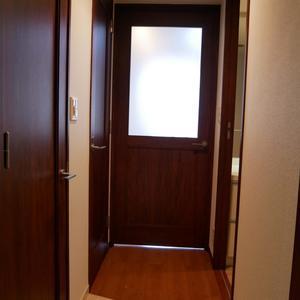 ダイナシティ雷門(2階,3180万円)のお部屋の廊下