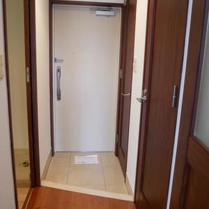 ダイナシティ雷門(2階,3180万円)のお部屋の玄関