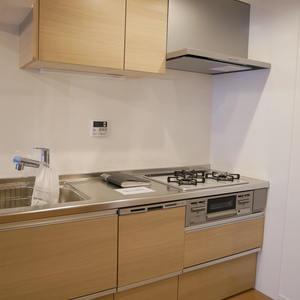 柳恵キングハイツ(6階,)のキッチン