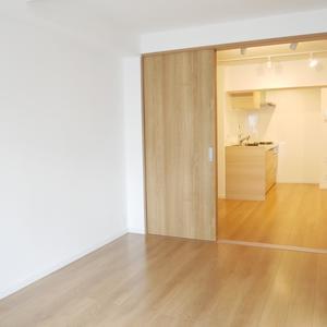 柳恵キングハイツ(6階,)の洋室