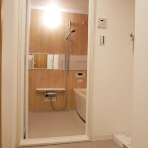 柳恵キングハイツ(6階,3480万円)の化粧室・脱衣所・洗面室