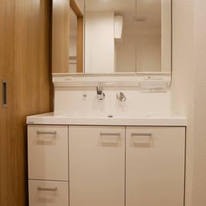 柳恵キングハイツ(6階,)の化粧室・脱衣所・洗面室