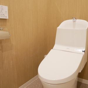 柳恵キングハイツ(6階,)のトイレ
