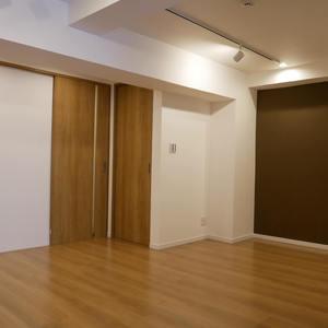 柳恵キングハイツ(6階,)の居間(リビング・ダイニング・キッチン)