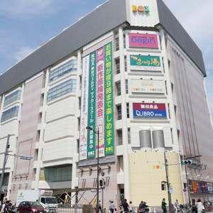 柳恵キングハイツの周辺の食品スーパー、コンビニなどのお買い物