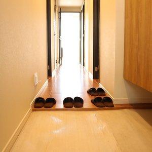 清澄公園ガーデンハウス(4階,)のお部屋の玄関