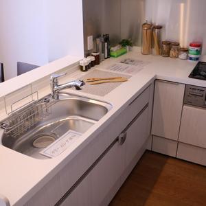清澄公園ガーデンハウス(4階,5999万円)のキッチン