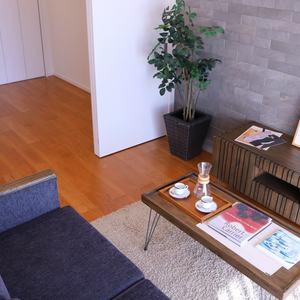 清澄公園ガーデンハウス(4階,)の居間(リビング・ダイニング・キッチン)