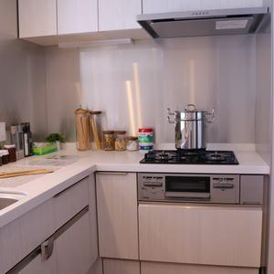 清澄公園ガーデンハウス(4階,)のキッチン