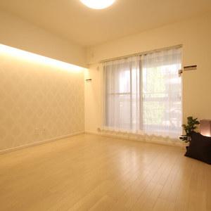 文京目白台ハイツ(3階,3498万円)の居間(リビング・ダイニング・キッチン)