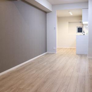 中銀日本橋浜町マンシオン(2階,5480万円)の居間(リビング・ダイニング・キッチン)