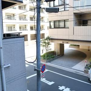 中銀日本橋浜町マンシオン(2階,5480万円)のお部屋からの眺望