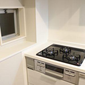 中銀日本橋浜町マンシオン(2階,5480万円)のキッチン