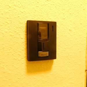 中目黒マンション(3階,)のフロア廊下(エレベーター降りてからお部屋まで)