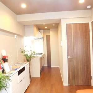 中目黒マンション(3階,)の居間(リビング・ダイニング・キッチン)
