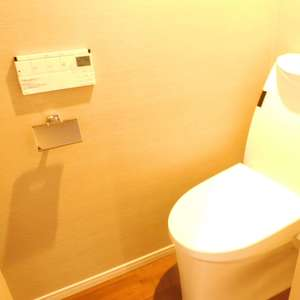 中目黒マンション(3階,)のトイレ