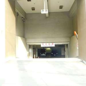 中目黒ハイツの駐車場