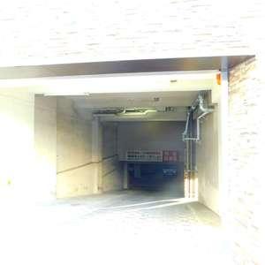 第25宮庭マンションの駐車場