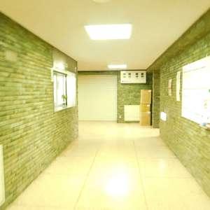 第25宮庭マンションの共用ロビー