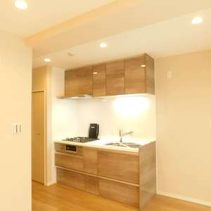 第25宮庭マンション(3階,)のキッチン