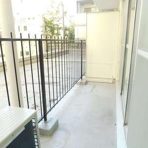 第25宮庭マンション(3階,)のバルコニー
