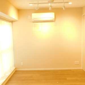 第25宮庭マンション(3階,)の居間(リビング・ダイニング・キッチン)