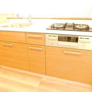 第8宮庭マンション(2階,3799万円)のキッチン