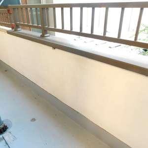第8宮庭マンション(2階,3799万円)のバルコニー