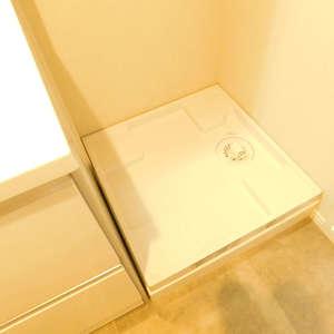 第8宮庭マンション(2階,3799万円)の化粧室・脱衣所・洗面室