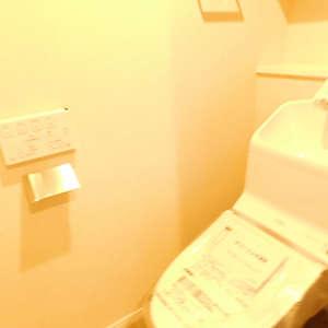 第8宮庭マンション(2階,3799万円)のトイレ