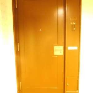 東高原宿ペアシティ(4階,)のフロア廊下(エレベーター降りてからお部屋まで)