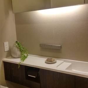 東高原宿ペアシティ(4階,)のトイレ