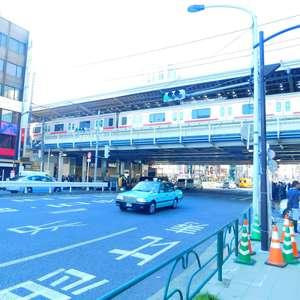 中目黒ハイツの最寄りの駅周辺・街の様子