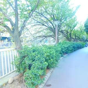 中目黒ハイツの近くの公園・緑地