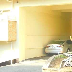 パシフィック哲学堂マンションの駐車場