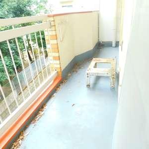 パシフィック哲学堂マンション(3階,)のバルコニー