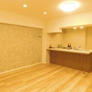 コートアドヴァンス(3階,)の居間(リビング・ダイニング・キッチン)