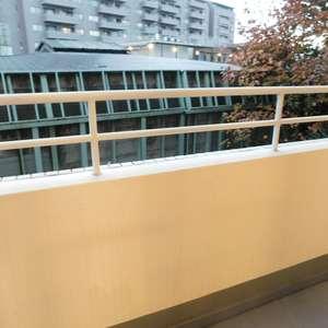 コートアドヴァンス(3階,)のバルコニー