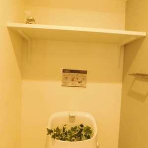 コートアドヴァンス(3階,)のトイレ